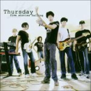 Five Stories Falling - CD Audio di Thursday