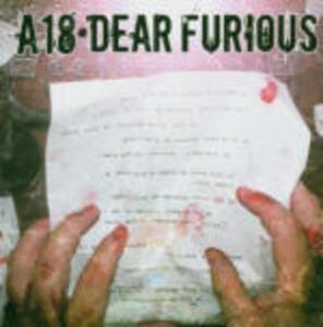 Dead Furious - CD Audio di A18