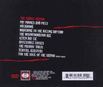 Hidden Hands of a Sadist - CD Audio di Darkest Hour - 2