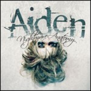 Nightmare Anatomy - Vinile LP di Aiden