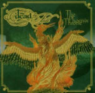 The Phoenix Throne - CD Audio di Dead to Fall