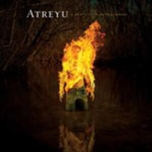 'A Deathgrip on Yesterday' - CD Audio di Atreyu