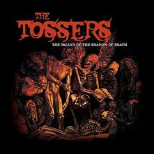 The Valley of the Shadow of Death (Clear Orange Coloured Vinyl) - Vinile LP di Tossers