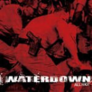 All Riot - CD Audio di Waterdown