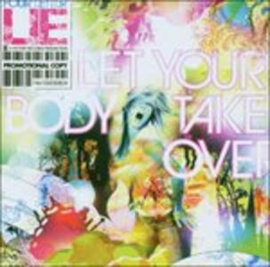 Let Your Body Take Over - CD Audio di Four Letter Lie