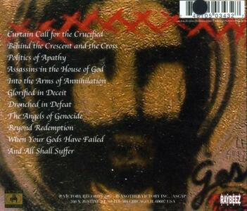 Assassins in the House of God - CD Audio di All Out War - 2
