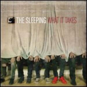 What it Takes - CD Audio di Sleeping