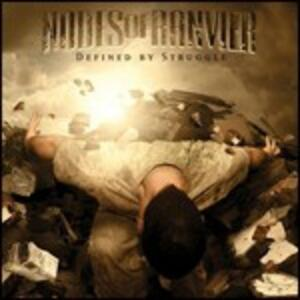 Defined by Struggle - CD Audio di Nodes of Ranvier