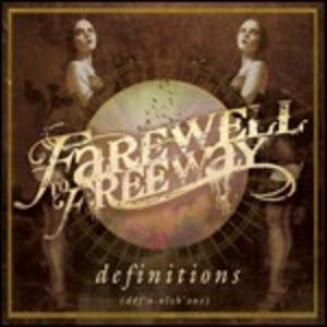 Definitions - CD Audio di Farewell to Freeway