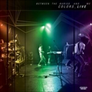 Colors Live - CD Audio + DVD di Between the Buried and Me