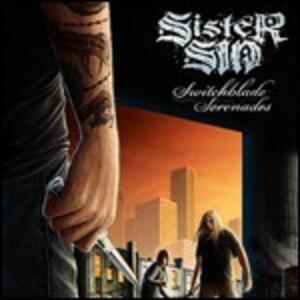 Switchblade Serenades - Vinile LP di Sister Sin