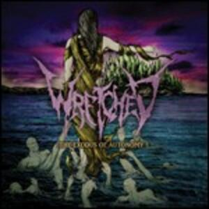 Exodus of Autonomy - CD Audio di Wretched