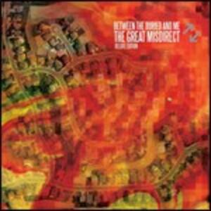 The Great Misdirect - CD Audio + DVD di Between the Buried and Me