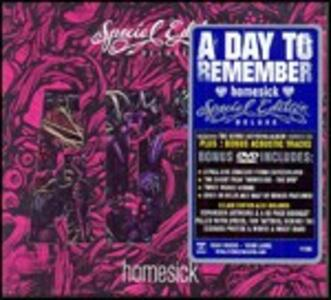 Homesick - CD Audio + DVD di A Day to Remember