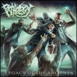Legacy of the Ancients - CD Audio di Pathology