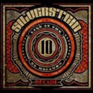 Decade. Live at El Mocambo - CD Audio + DVD di Silverstein