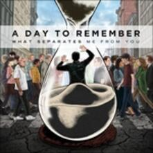 What Separates me (Picture Disc) - Vinile LP di A Day to Remember