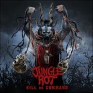 Kill on Command - Vinile LP di Jungle Rot