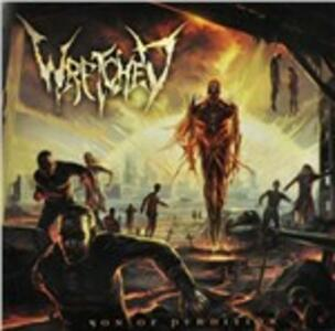 Son of Perdition - CD Audio di Wretched