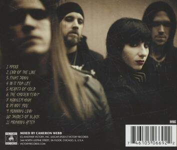 Now and Forever - CD Audio di Sister Sin - 2