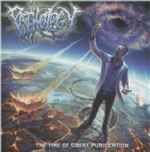 Time of Great - CD Audio di Pathology