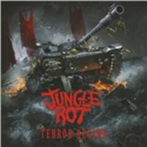 Terror Regime - CD Audio di Jungle Rot