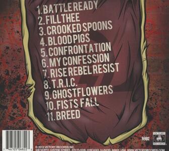 Sounds Like Armageddon - CD Audio di Otep - 2
