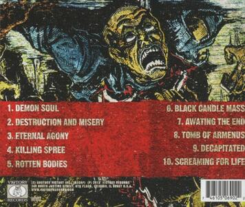 Skin the Living - CD Audio di Jungle Rot - 2
