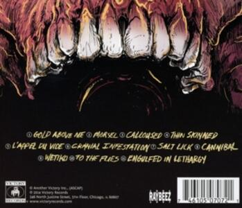 Cannibal - CD Audio di Wretched - 2