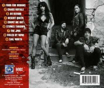Black Lotus - CD Audio di Sister Sin - 2