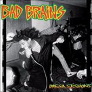 Omega Sessions - Vinile LP di Bad Brains