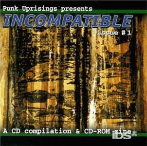 Incompatible vol.1 - CD Audio