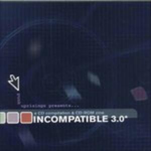 Incompatible vol.3 - CD Audio