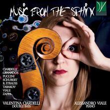 Music from the Sphinx - CD Audio di Valentina Ciardelli