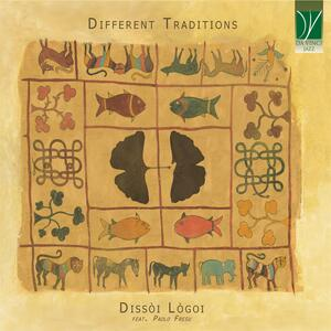 CD Different Traditions Paolo Fresu Dissoi Logoi