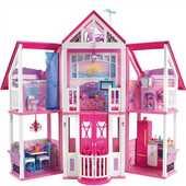 Giocattolo Barbie casa di Malibu Mattel