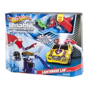 Giocattolo Light speeders laboratorio illumina e colora Hot Wheels Hot Wheels 0