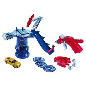 Giocattolo Light speeders laboratorio illumina e colora Hot Wheels Hot Wheels 1