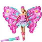 Giocattolo Barbie magia dei fiori Mattel