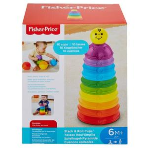Giocattolo Scodelle trasformelle Fisher Price 0