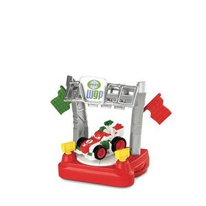 Giocattolo Personaggi + Accessori Cars 2 Fisher Price 0