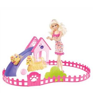 Giocattolo Il parco dei cuccioli Mattel 0