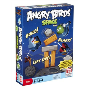 Giocattolo Angry Birds Space Game Mattel 0