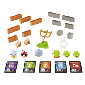 Giocattolo Angry Birds Space Game Mattel 1