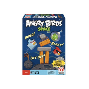 Giocattolo Angry Birds Space Game Mattel 2