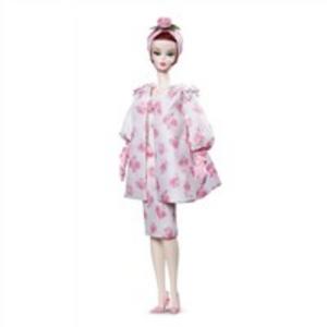 Giocattolo Fashion Model Pink Rose Mattel 0
