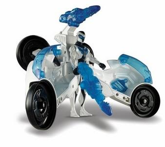 Giocattolo Moto volante trasformabile di Max Steel Mattel