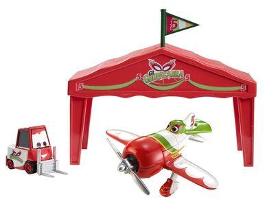 Giocattolo Planes. Tendone di El Chupacabra Mattel