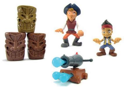 Giocattolo Jake Personaggi Eroi Mattel