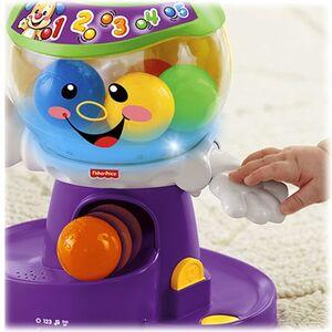 Giocattolo Distributore di Chewinggum Fisher Price 2